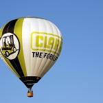 Clark The Florklift Ballon - D-OMHR - Start in Kesselsweiher