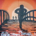 Graffiti am alten Güterbahnhof in Heiligenhaus - 4