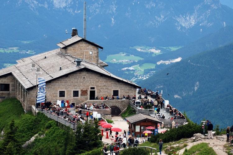 Kehlsteinhaus, Eagle's Nest, Berchtesgaden, Berggasthof, Kehlsteingipfel