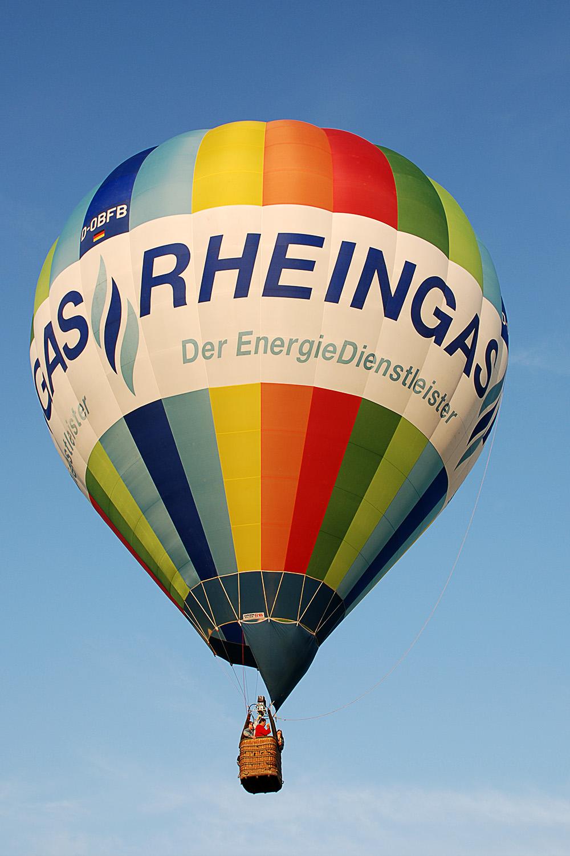 Ballon Rheingas D-OBFB